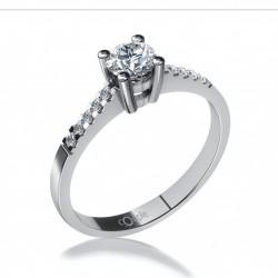 COUPLE zásnubní prsten 6864020-0-53-1