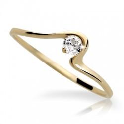 DANFIL DF1082Z prsteň s briliantom