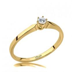 COUPLE FLORES zásnubní prsten