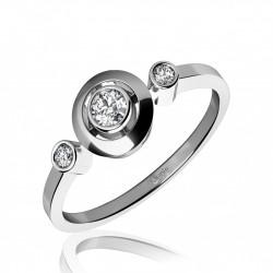 COUPLE zásnubný prsteň 6860061-0-50-1