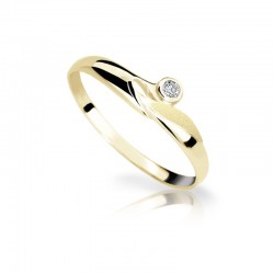 DANFIL DF1231Z Ring mit Brillant