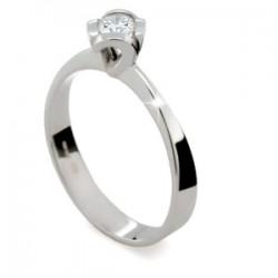 DANFIL DF1857 zásnubní prsten s briliantem