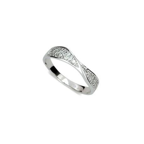 DANFIL DF1949 prsten s brilianty