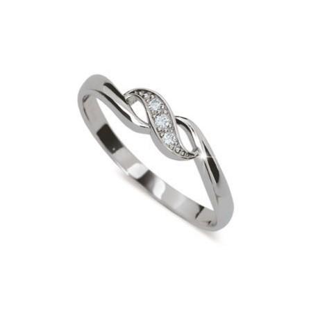 DANFIL DF2001 prsten s brilianty