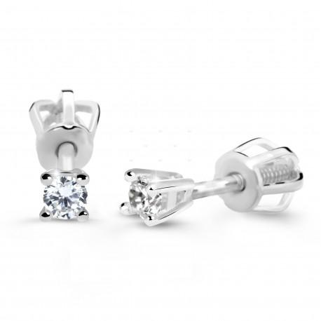 Cutie Jewellery Z60129w Ohrringe mit Zirkonen